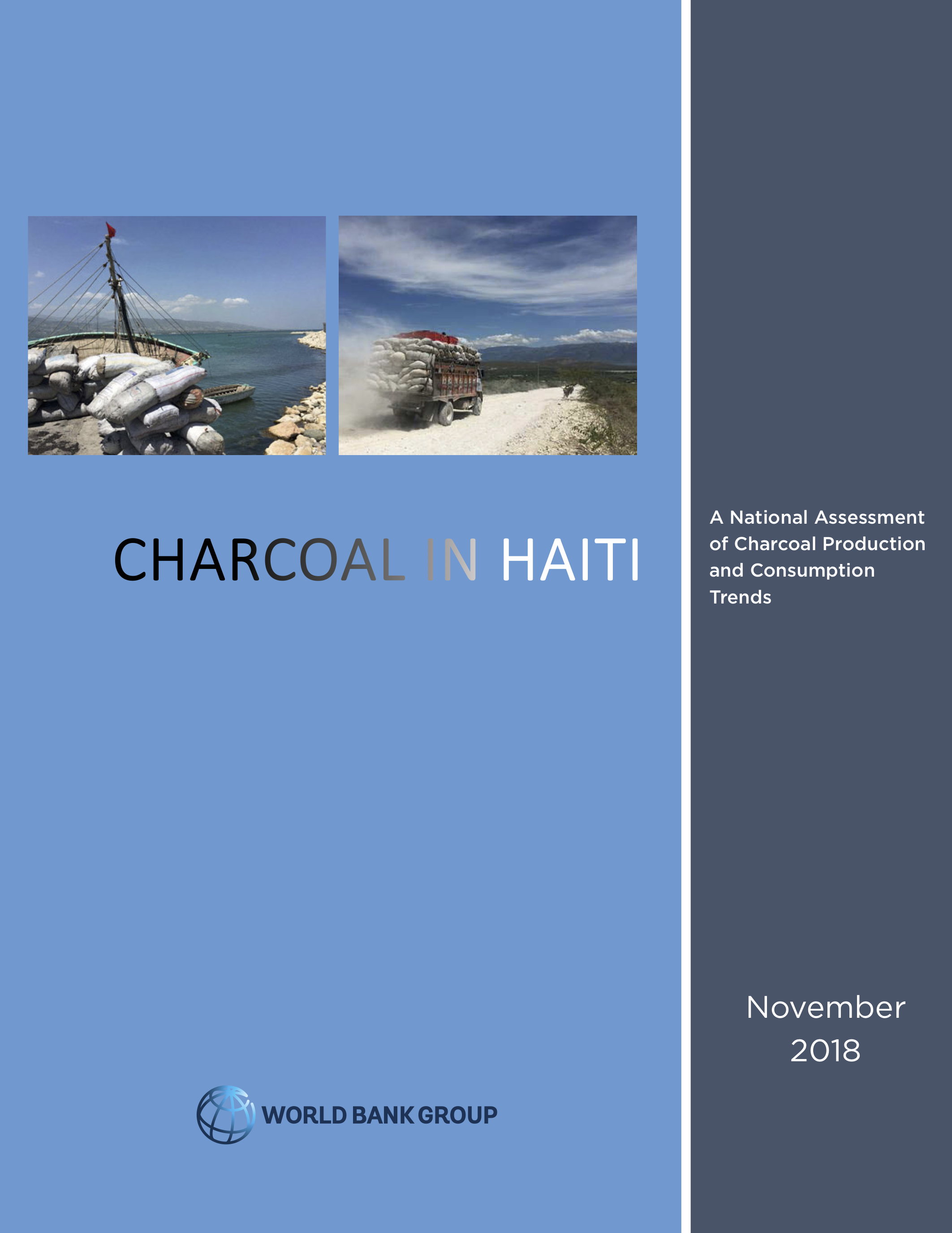 Andrew Tarter - Charcoal Production and Consumption in Haiti - World Bank Report